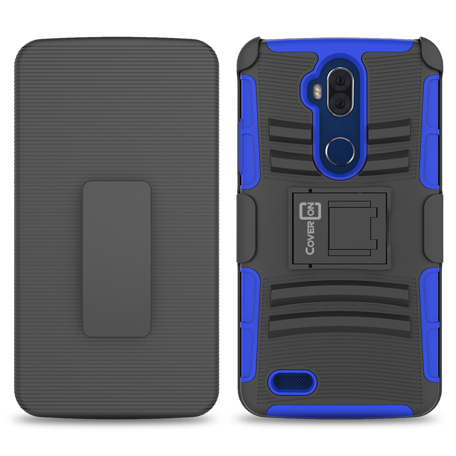 Rugged Holster Combo Belt Clip Phone Cover Case for ...