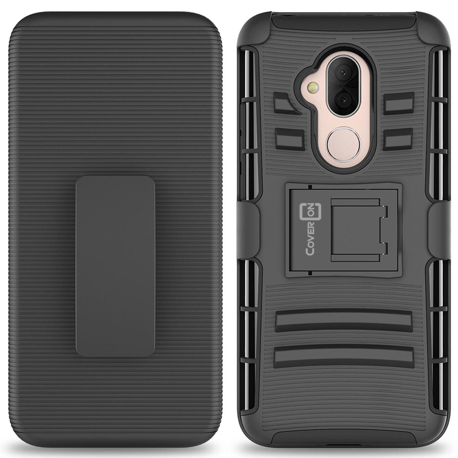 Heavy Duty Protective Hybrid Phone Cover Case for Samsung ...