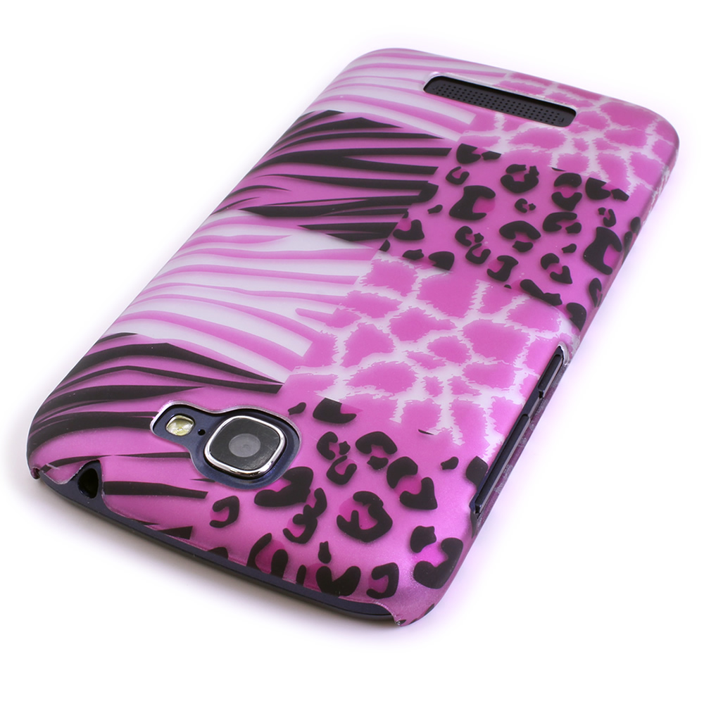 For alcatel one touch fierce pop icon hard back design