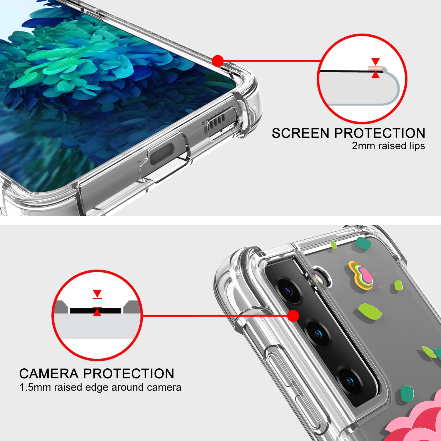 ... Mesh Hybrid Armor Phone Cover Case for Huawei Ascend Plus H881C : eBay