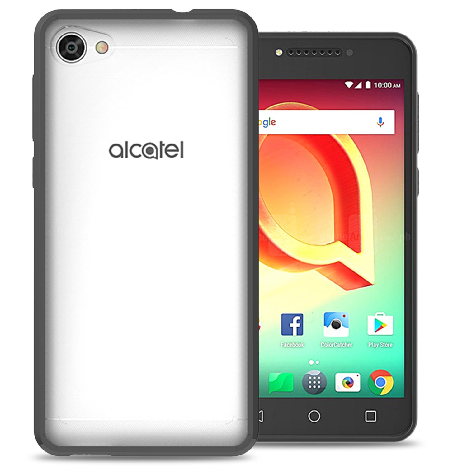 For alcatel one touch evolve t hard case w