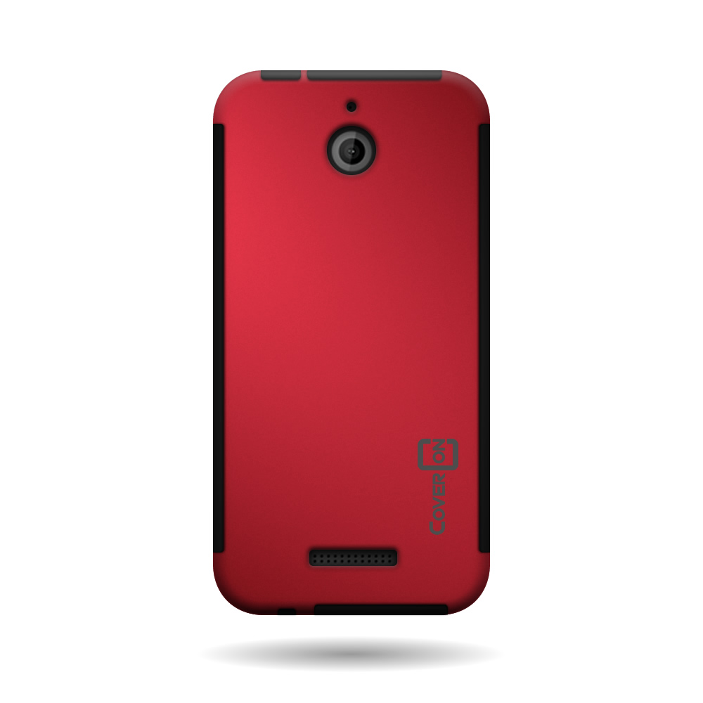 coveron for htc desire 510 hard hybrid case slim phone. Black Bedroom Furniture Sets. Home Design Ideas