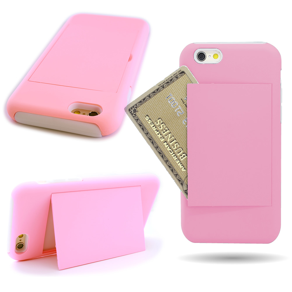 "Case For Apple IPhone 6s / 6 (4.7"") With Credit Card Slot"