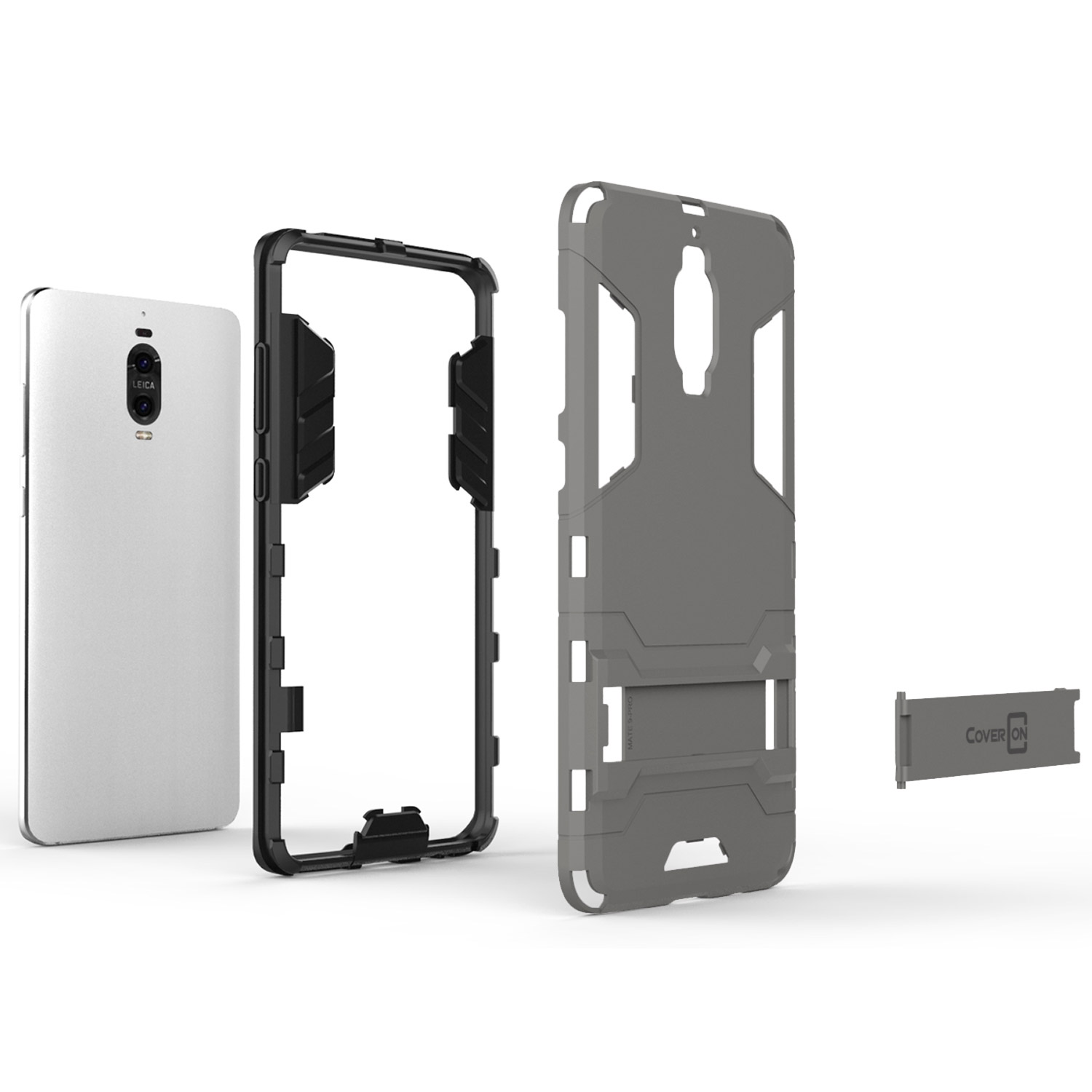 Hard Soft Heavy Duty Dual Layer Hybrid Armor Case For LG G3 (2014) Phone Cover