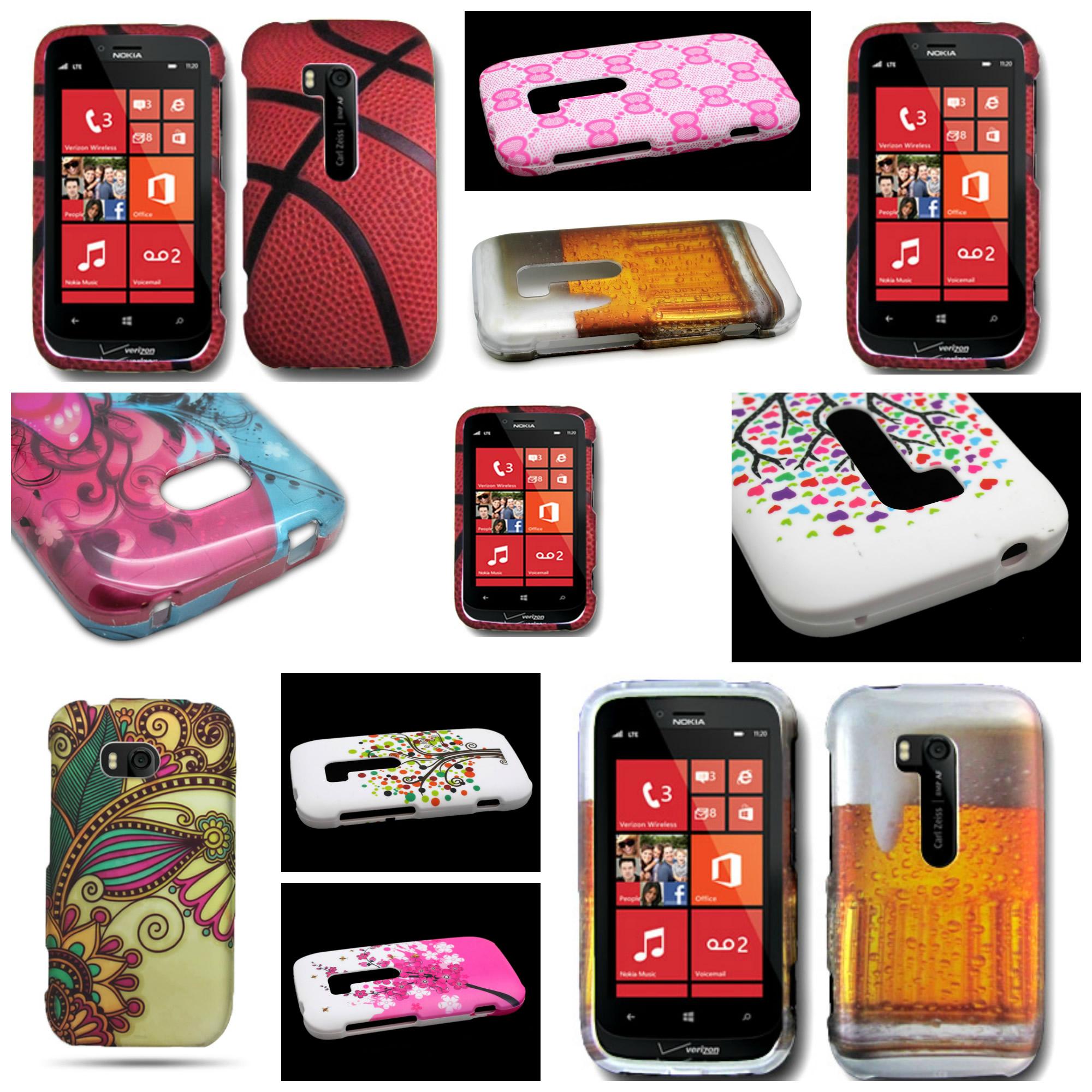 Nokia Lumia 822 Case For Nokia Lumia 822 / ...