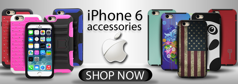Customize Your iPhone 6 - Shop Now for phone cases